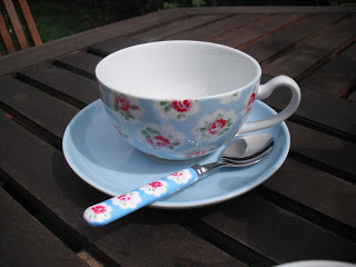 My Cath Kidston Tea Set Win! ♥