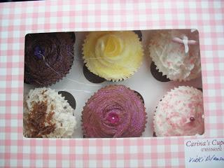 Mmm.. Carina's Cupcakes! ♥