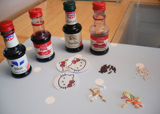 My cupcake making bits ♥