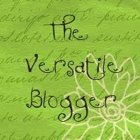 Fraggle Cats Versatile Blogger Award :)