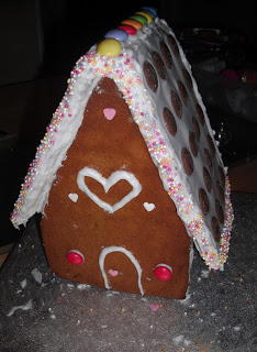 The Gingerbread House.. ♥