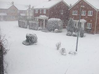 Snowy December.. ♥
