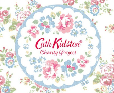 Cath Kidston Charity Project T-Shirts..♥