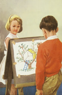 Vintage 'Ladybird' Images.. ♥