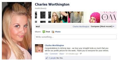 OMG Charles Worthington love my hair so much.. ♥