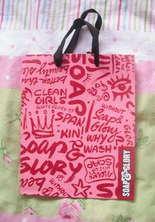 Soap & Glory Fever.. ♥