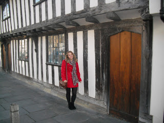 Afternoon Tea in Stratford-Upon-Avon.. ♥