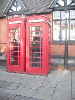 Afternoon Tea in Stratford-Upon-Avon.. ♥