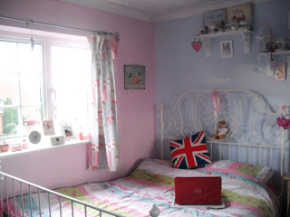 Inside my bedroom.. ♥
