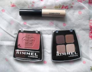 My Poundland Beauty Bargains (& MUA Swatches).. ♥