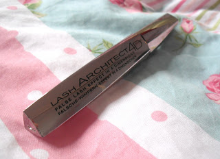 Review of L'Oreal 4D Lash Architect Mascara.. ♥