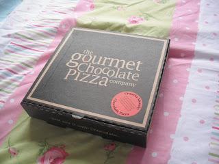 Chocolate Pizza & Hummingbird Bakery Kit from Prezzybox.. ♥