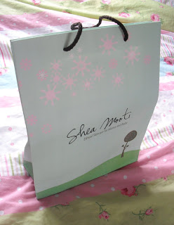 Review of Shea Mooti Skin Care Products..♥