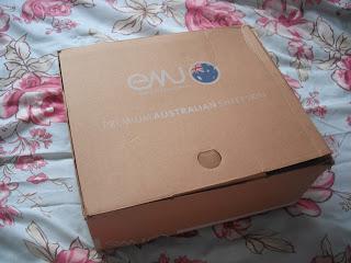 My New Emu Boots (comp win).. ♥