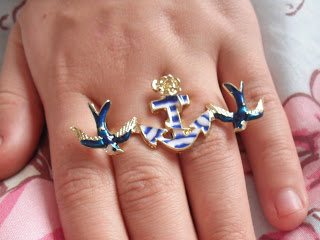 Spend or Save? My New Bargain Rings.. ♥