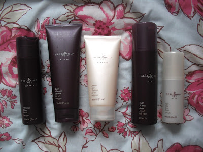 Neal and Wolf Hair Products Review & Photos.. ♥