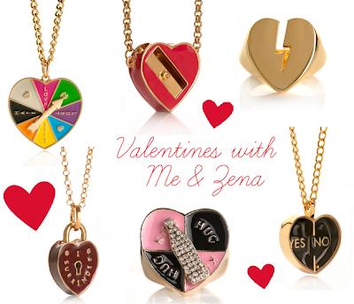 Valentines @ Me & Zena.. ♥