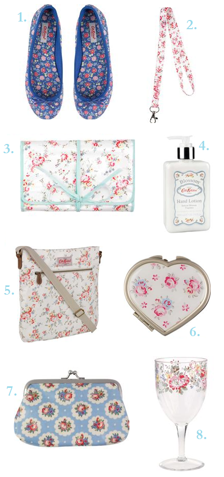Cath Kidston 2012 – New Arrivals.. ♥