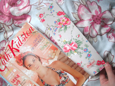 DIY Cath Kidston Bookmarks.. ♥