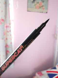 Soap and Glory Supercat Eyeliner Pen Review ♥