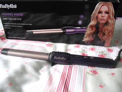 Babyliss Waving Wand Review.. ♥