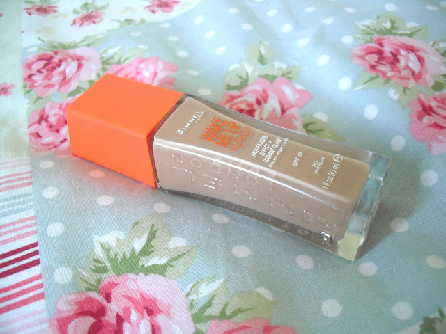 Rimmel Wake Me Up Foundation Review.. ♥
