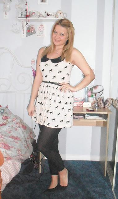 OOTD 29/03/12 – Adorn a Unicorn Dress.. ♥