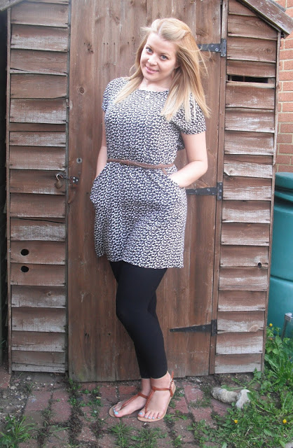 OOTD 14/04/12 – Playful Kitty Dress.. ♥