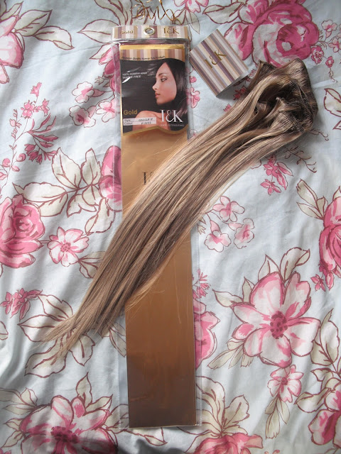 I&K Clip-in Hair Extensions from HairTrade.com ♥