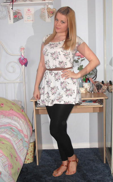 OOTD 13/05/12 – Casual Day Tunic Dress.. ♥