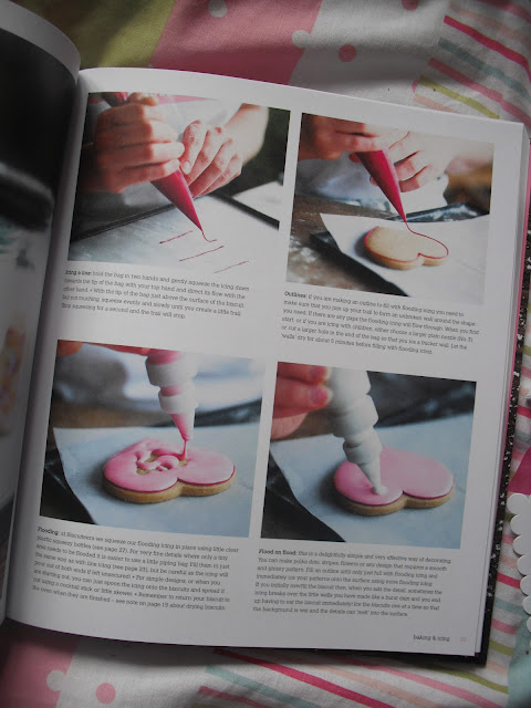 Baking Books: Fiona Cairns Birthday Cakes, Primrose Bakery, Biscuiteers Iced Biscuits.. ♥