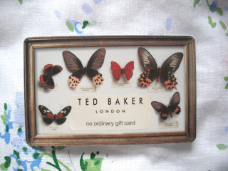 Recent Competition Wins – £250 Ted Baker + £100 TK Maxx.. ♥