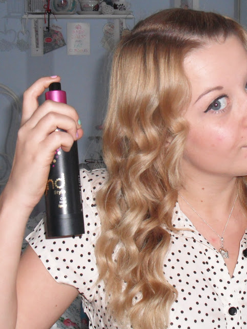 ghd Curl Hold Spray Review