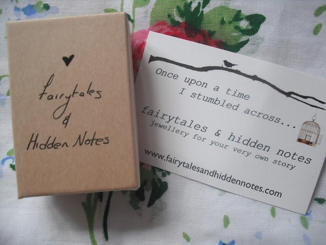 Fairytales & Hidden Notes Teacup Ring.. ♥