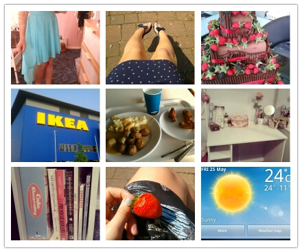Life in Instagram: May 2012 #2 ♥