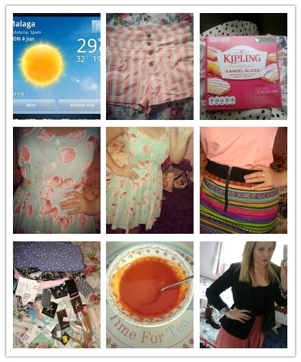 Life in Instagram: June 2012 ♥