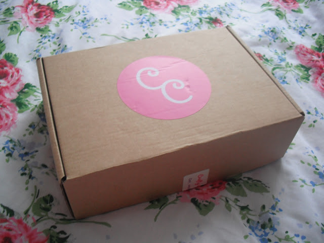The First Crafty Creatives Subscription Box.. ♥