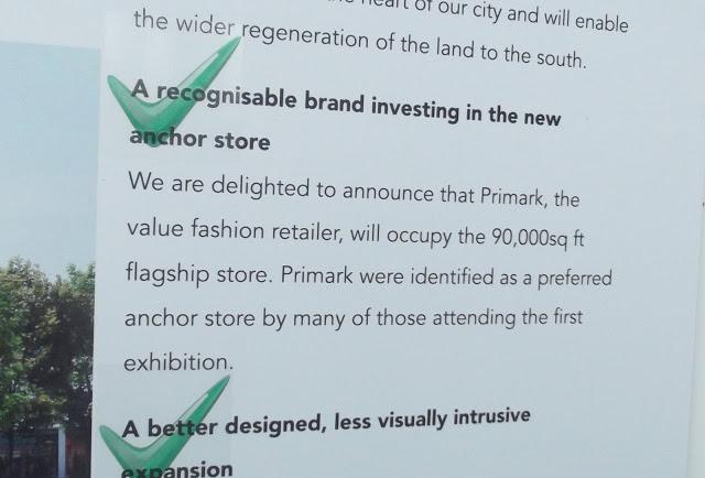 New Milton Keynes Primark