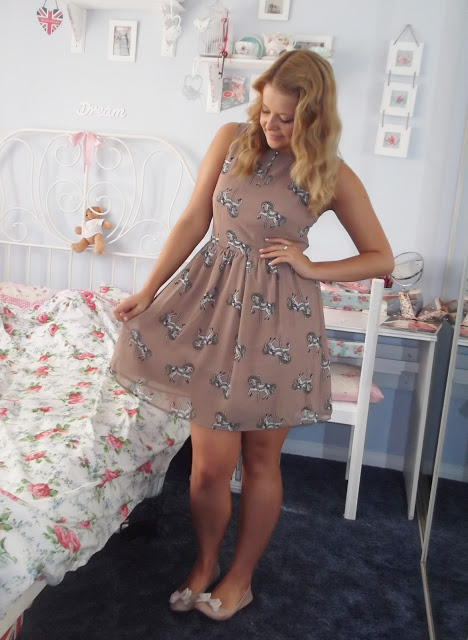 Sugarhill Boutique Merry Go Dress + GIVEAWAY! ♥