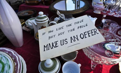 Top Carboot Sale Buying Tips ♥