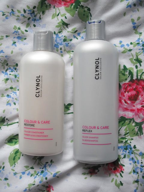 Clynol Color & Care Shampoo and Conditioner ♥