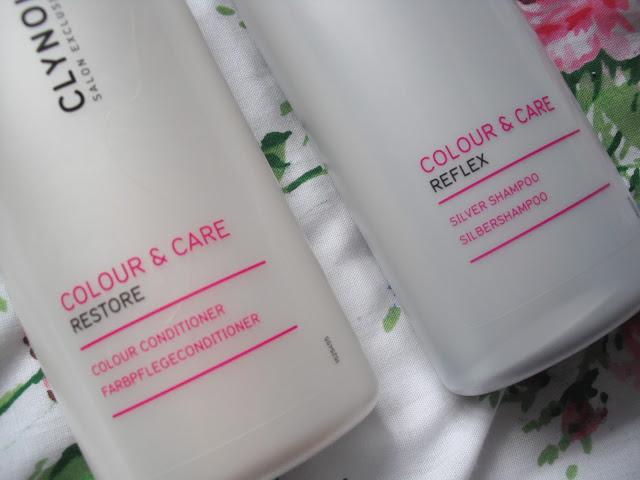 Clynol Color & Care Shampoo and Conditioner ♥