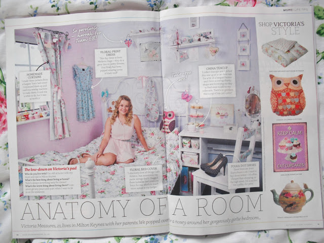 My Feature in More Magazine ♥