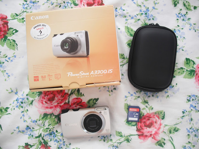 Newest Competition Wins – My New Camera! ♥