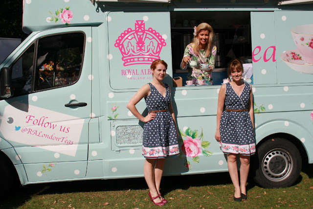 Tomorrows Plans in London – Royal Albert Afternoon Tea + Cake & Bake Show! ♥