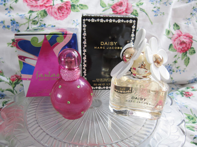 Marc Jacobs Daisy & Britney Spears Fantasy from Perfumes Club ♥