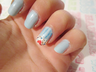 Nail of the Week for Cupcake Week ♥