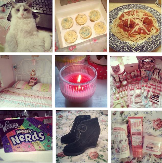 Life in Instagram: October 2012 ♥