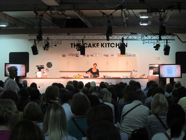 The Cake and Bake Show, Freebies + Purchases ♥