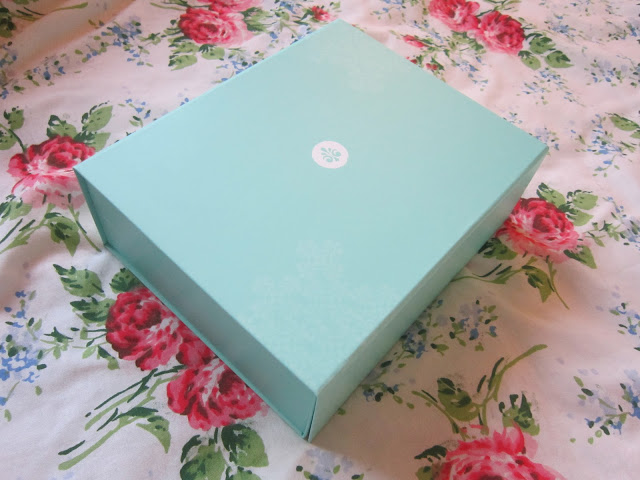 My First Beauty Box: She Said (August) Not very Impressed. ♥